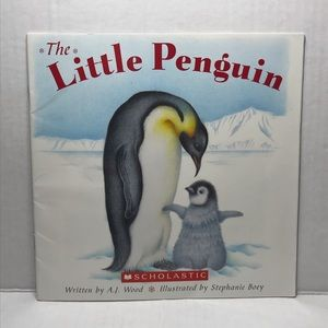 ♦️Pick 8/$25♦️The Little Penguin by A J Wood